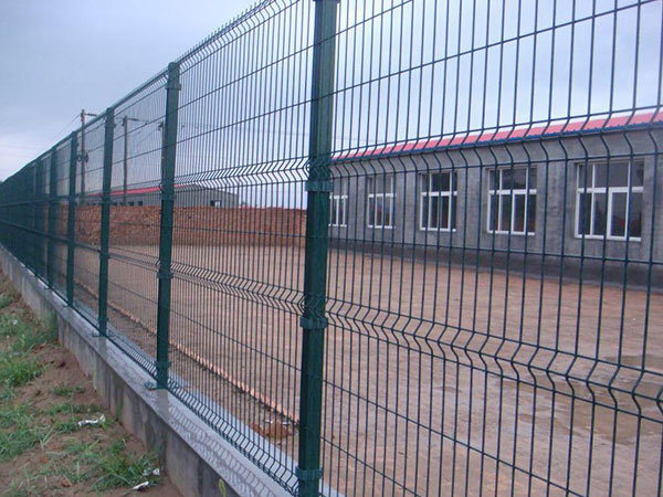 Welded Wire Mesh Fence图片1