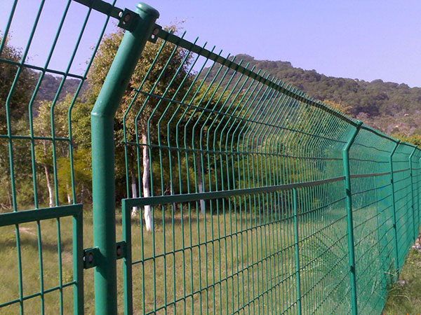 Welded Wire Mesh Fence图片2